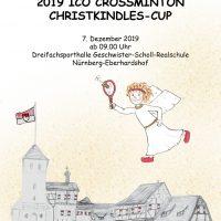 Crossminton Christkindles-Cup 2019